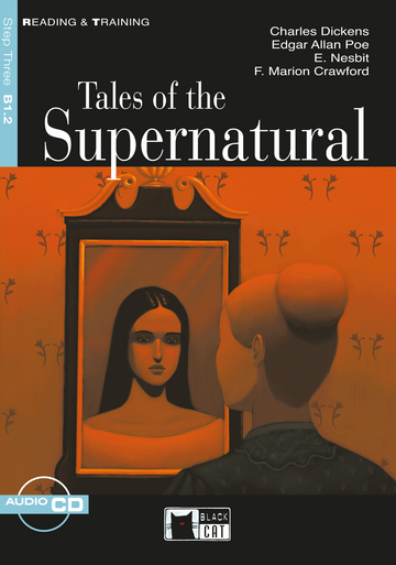 Cover Tales of the Supernatural 978-3-12-500196-1 F. Marion Crawford, Charles Dickens, Edith Nesbit, Edgar Allan Poe Englisch