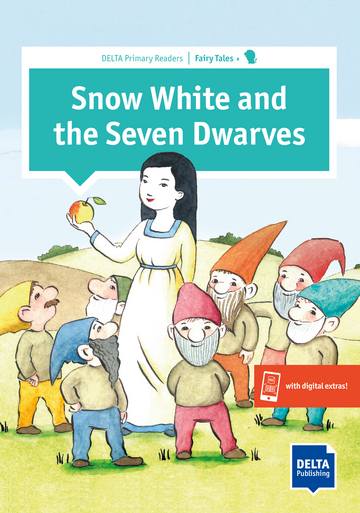 Cover Snow White and the Seven Dwarves 978-3-12-501103-8 Englisch
