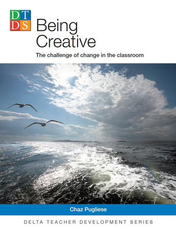 Cover Being Creative 978-3-12-501351-3 Englisch