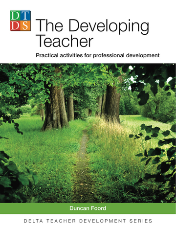 Cover The Developing Teacher 978-3-12-501358-2 Englisch
