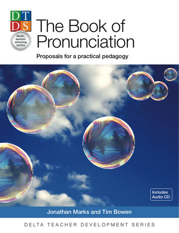 Cover The Book of Pronunciation 978-3-12-501360-5 Englisch