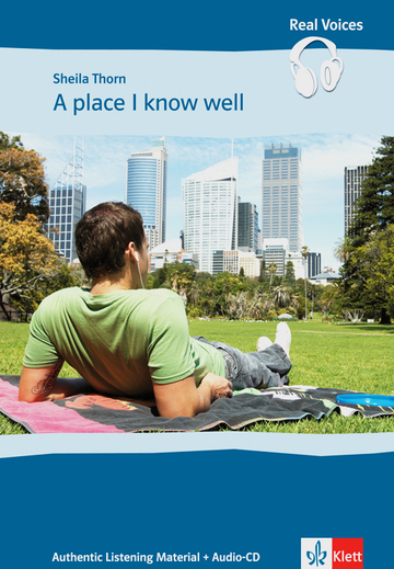 Cover A place I know well 978-3-12-507023-3 Sheila Thorn Englisch