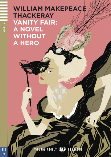 Cover Vanity Fair - A Novel Without A Hero 978-3-12-514729-4 William Makepeace Thackeray Englisch
