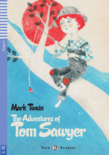Cover The Adventures of Tom Sawyer 978-3-12-514761-4 Mark Twain Englisch