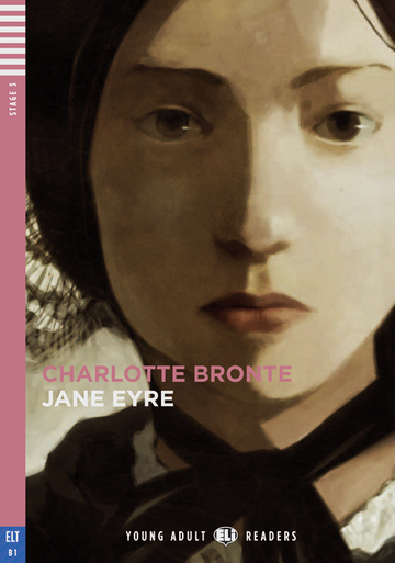 Cover Jane Eyre 978-3-12-514785-0 Charlotte Brontë Englisch