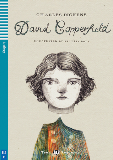 Cover David Copperfield 978-3-12-514788-1 Charles Dickens Englisch