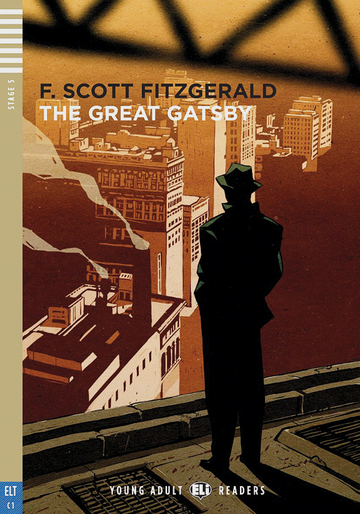 Cover The Great Gatsby 978-3-12-514794-2 Francis Scott Fitzgerald Englisch