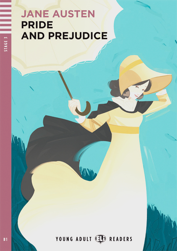 Cover Pride and Prejudice 978-3-12-514817-8 Jane Austen, Janet Borsbey, Ruth Swan Englisch