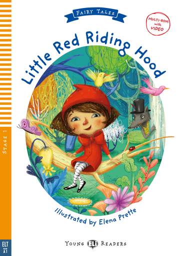 Cover Little Red Riding Hood 978-3-12-515131-4 Englisch