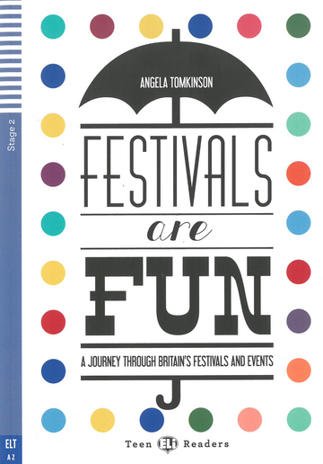 Cover Festivals are Fun 978-3-12-515145-1 Angela Tomkinson Englisch