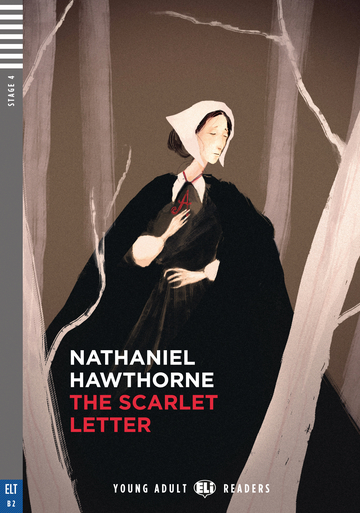 Cover The Scarlet Letter 978-3-12-515242-7 Nathaniel Hawthorne Englisch