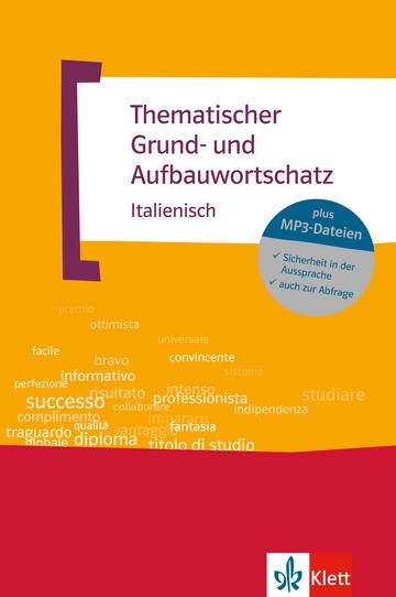 Thematischer Grund Und Aufbauwortschatz Italienisch Buch Audio