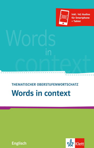 Words In Context Klett Sprachen