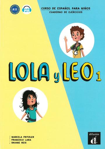 Lola Y Leo 1 Cuaderno De Ejercicios Audio Online Klett Sprachen