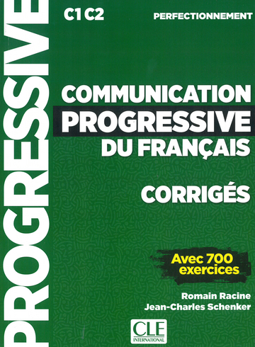 Cover Communication progressive du français 978-3-12-526049-8 Französisch