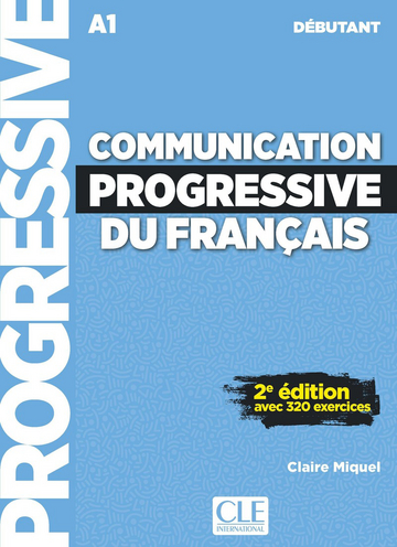 Cover Communication progressive du français 978-3-12-530016-3 Französisch
