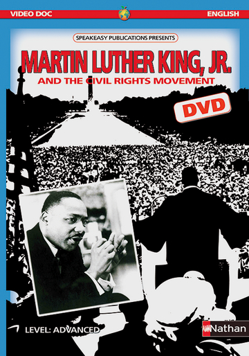 martin luther king jr and the civil rights movement dvd begleitheft integriert klett. Black Bedroom Furniture Sets. Home Design Ideas