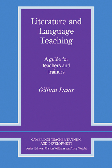 Cover Literature and Language Teaching 978-3-12-533261-4