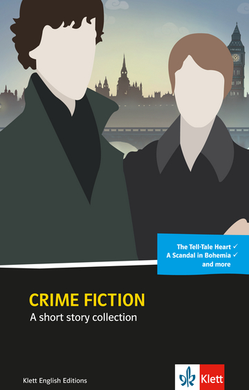 Cover Crime fiction 978-3-12-534642-0 Englisch