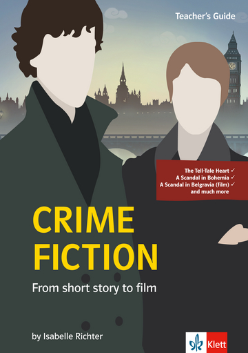 Cover Crime Fiction: From short story to film 978-3-12-534643-7 Englisch