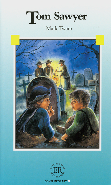 Cover Tom Sawyer 978-3-12-535231-5 Mark Twain Englisch