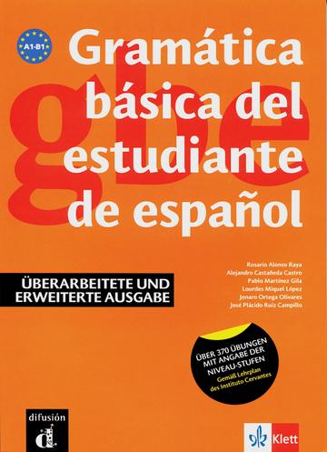 Gramática Básica Del Estudiante De Español Klett Sprachen