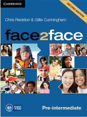 Cover face2face (2nd edition) 978-3-12-540083-2 Englisch