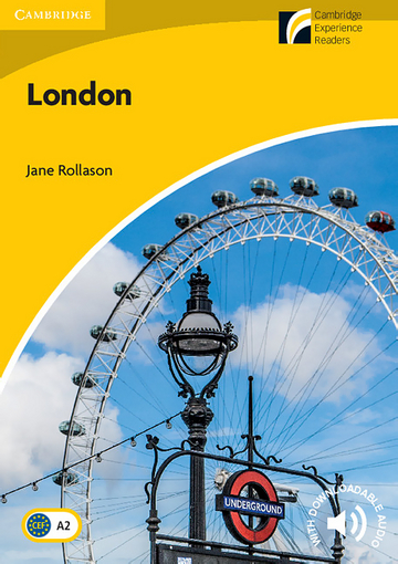 Cover London 978-3-12-540155-6 Jane Rollason Englisch