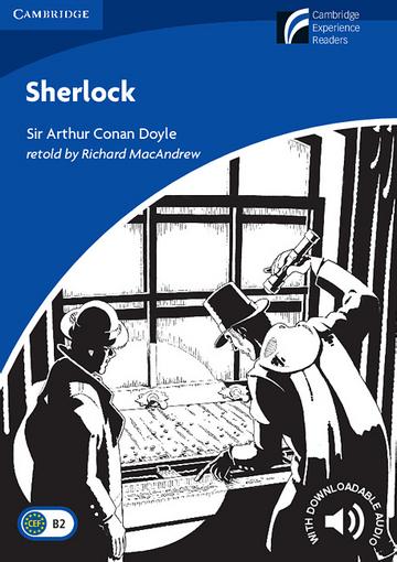cover sherlock 978 3 12 540162 4 richard macandrew englisch
