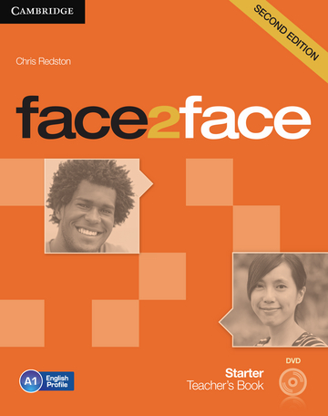Cover face2face (2nd edition) 978-3-12-540331-4 Englisch
