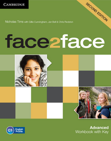 face2face advanced second edition workbook