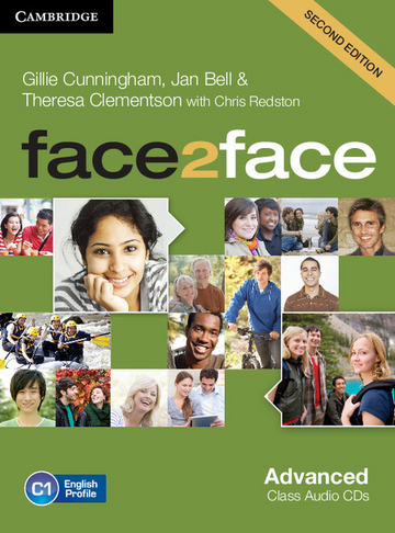 Cover face2face (2nd edition) 978-3-12-540337-6 Englisch