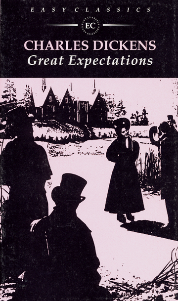 Cover Great Expectations 978-3-12-545240-4 Charles Dickens Englisch