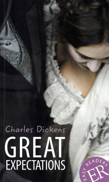 Cover Great Expectations 978-3-12-545241-1 Charles Dickens Englisch
