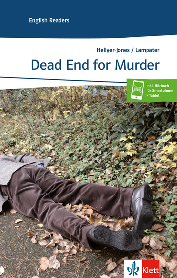 Cover Dead End for Murder 978-3-12-547922-7 Rosemary Hellyer-Jones, Peter Lampater Englisch