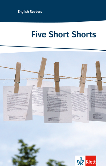 Cover Five Short Shorts 978-3-12-549601-9 William DeMille, William C. Ford, Paul Jones, Florence McIntyre, Charles Palmer Englisch