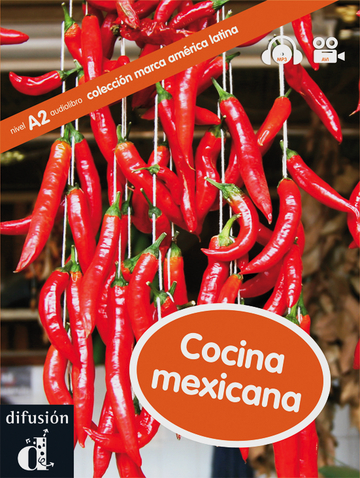Cover Cocina mexicana 978-3-12-561883-1 Miryam Audiffred Spanisch