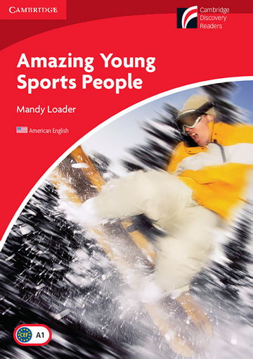 Cover Amazing Young Sports People 978-3-12-573025-0 Mandy Loader Englisch