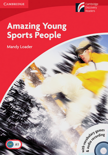 Cover Amazing Young Sports People 978-3-12-573026-7 Mandy Loader Englisch