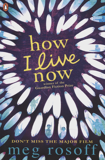 Cover How I Live Now 978-3-12-573758-7 Meg Rosoff Englisch