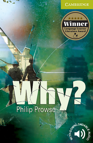 Cover Why? 978-3-12-574097-6 Philip Prowse Englisch
