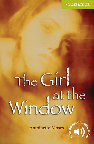Cover The Girl at the Window 978-3-12-574424-0 Antoinette Moses Englisch