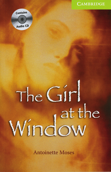 Cover The Girl at the Window 978-3-12-574425-7 Antoinette Moses Englisch