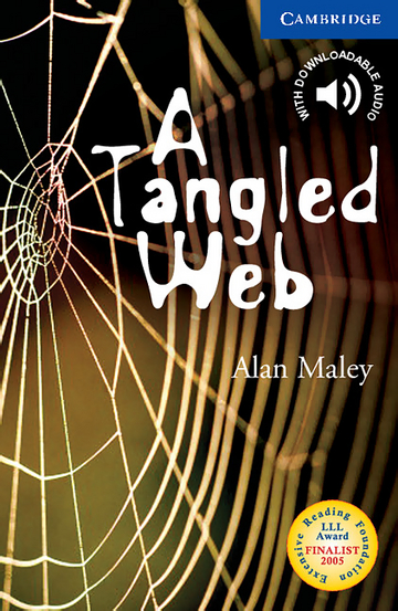 Cover A Tangled Web 978-3-12-574614-5 Alan Maley Englisch