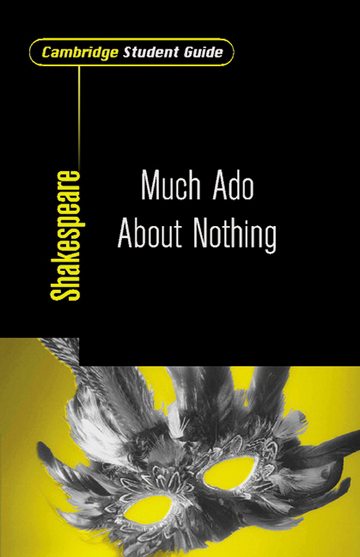 Cover Much Ado about Nothing 978-3-12-576323-4 Michael Clamp Englisch