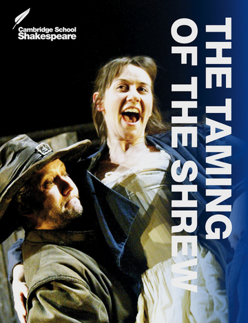 Cover The Taming of the Shrew 978-3-12-576475-0 William Shakespeare Englisch