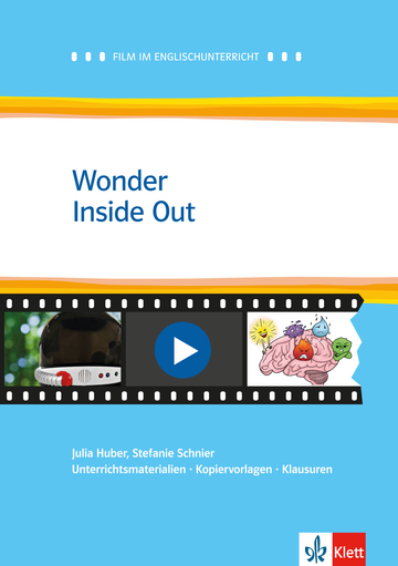 Cover Wonder and Inside Out 978-3-12-577486-5 Englisch