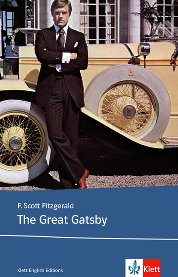 Cover The Great Gatsby 978-3-12-577682-1 Francis Scott Fitzgerald Englisch