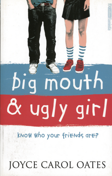 Cover Big Mouth and Ugly Girl 978-3-12-577780-4 Joyce Carol Oates Englisch