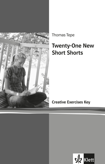 Cover Twenty-One New Short Shorts 978-3-12-577920-4 Thomas Tepe Englisch